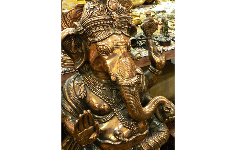 Ganesha — the Elephant