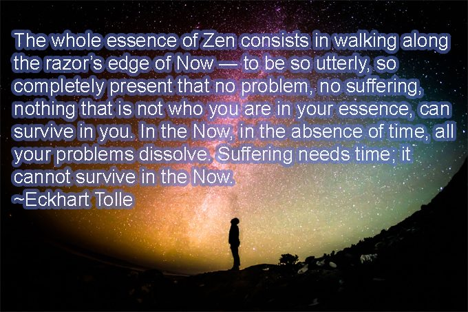Eckhart Tolle Quotes From The Power Of Now